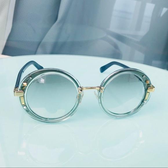 e010316c248 Jimmy Choo Accessories - Jimmy Choo GEM S 16U 48 FU Crystal Sunglasses 😍⭐